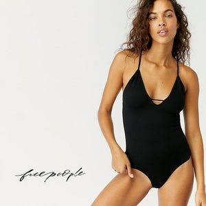 FREE PEOPLE Move Along Body Suit 100203
